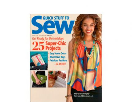 Download this extra fromQuick Stuff to Sew, Volume 5on newsstands now.