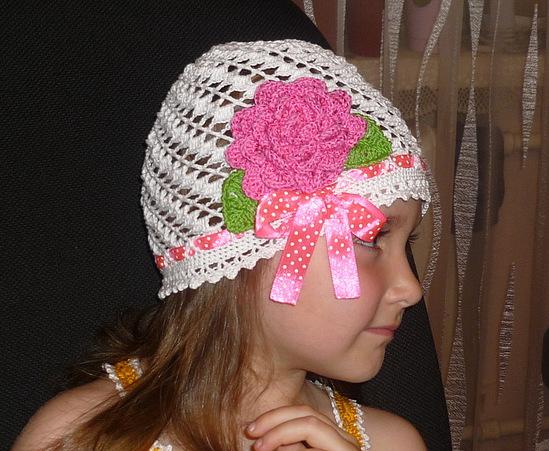 Free Crochet Patterns Little Girl Hats : toddler girl crochet hat patterns free Quotes