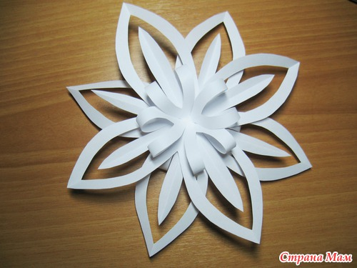 Winter Paper Crafts
