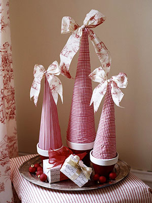 ornament craft: christmas tree, more ideas