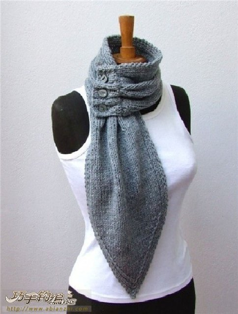 unique scarves ideas for women knitting patterns crafts