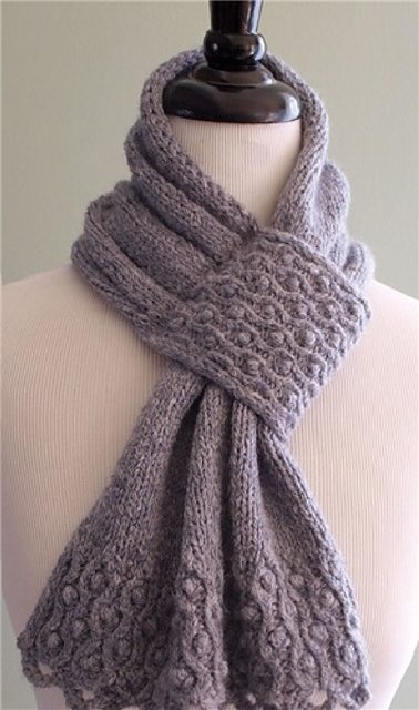 Unique Scarves ideas for women, knitting patterns ~ Craft , handmade blog