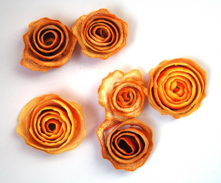 """Готовые """"розы""""."""