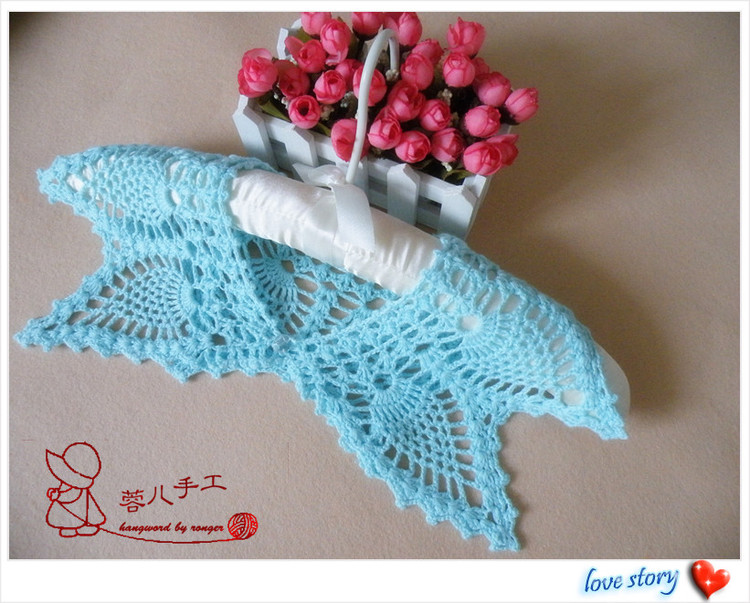 beautiful collar crochet patterns