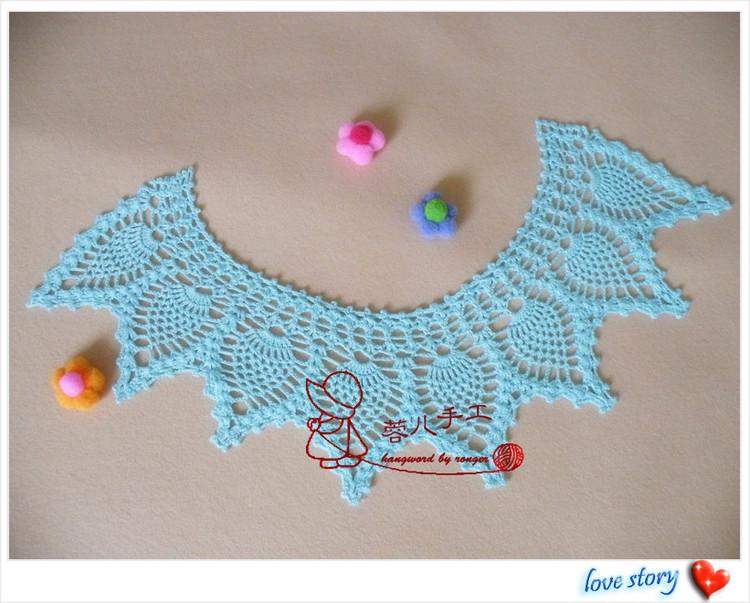 Free Vintage Crochet Collar Patterns