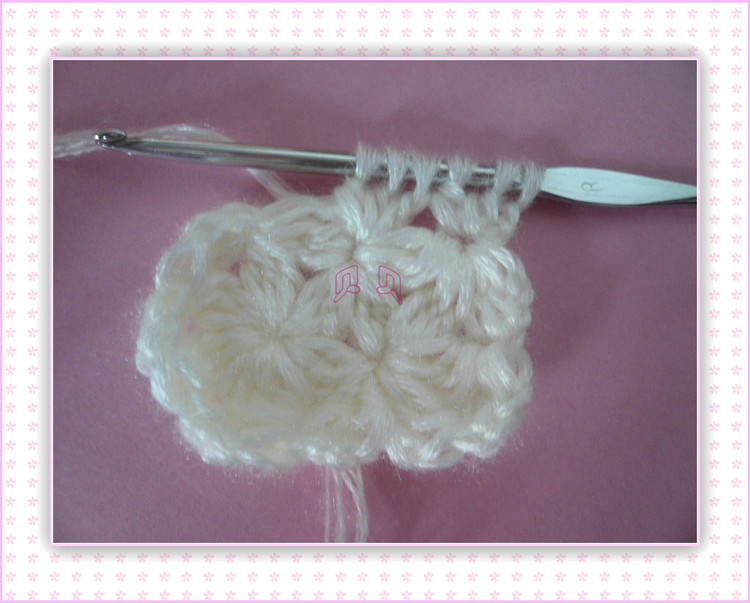 白灵芝--过程图 - 美好编织坊360795 - 美好编织坊的博客