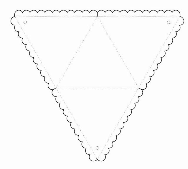 Коробочки для подарков треугольные 108