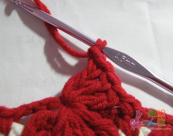 漂亮的配色女童帽-------完整教程 - zisetiankong163com - 紫色天空