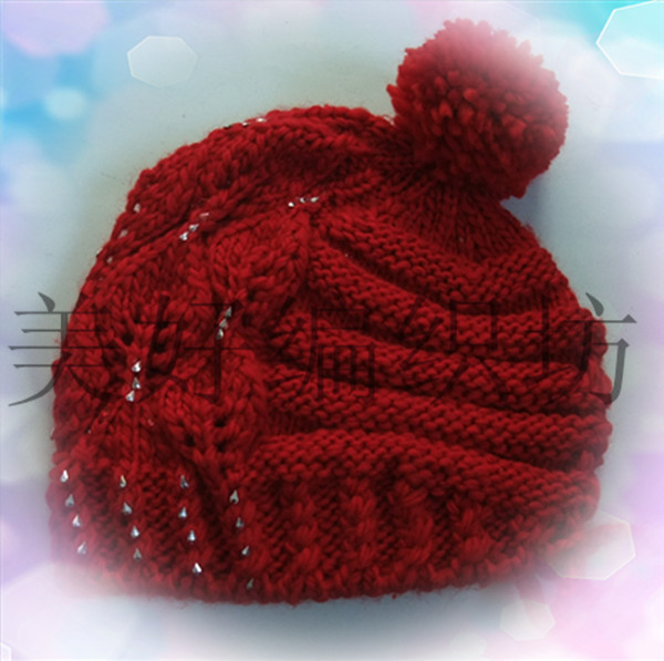 cute hat for girls, knitting patterns