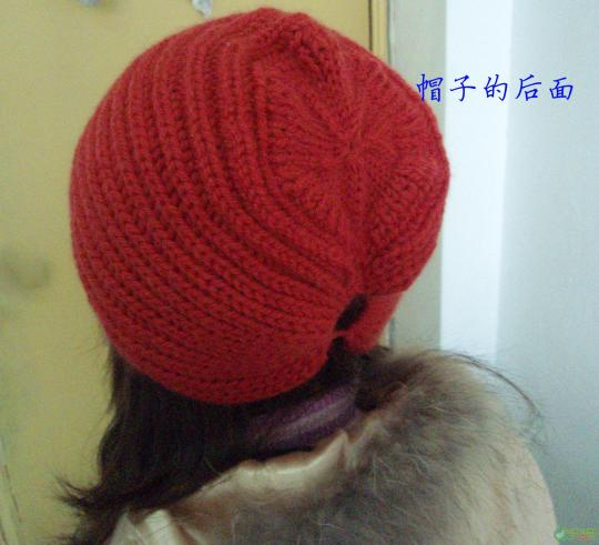 easy hat knitting for girls