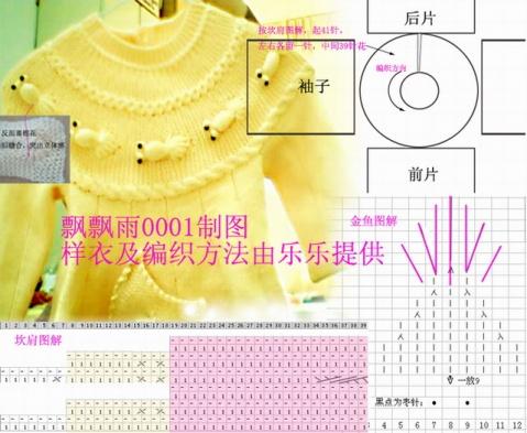 【引用】金鱼衣的织法 - kiki - kiki的博客