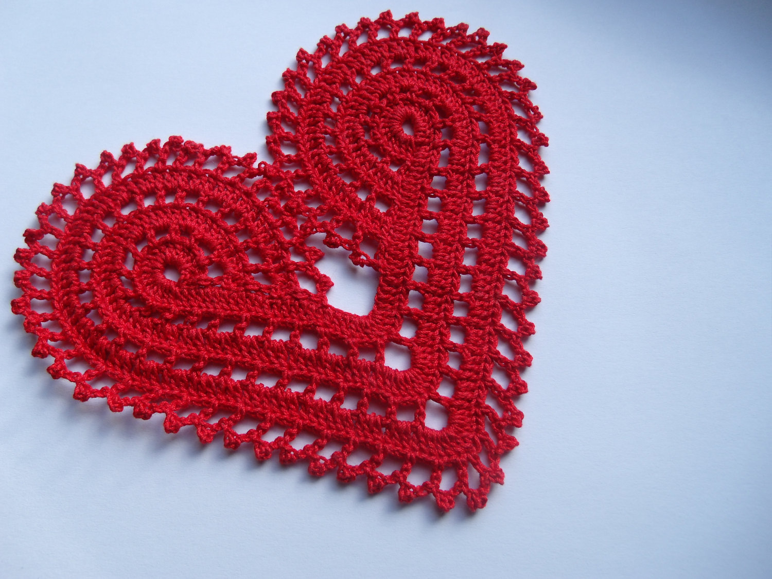 valentine gifts for women: crocheted fashion