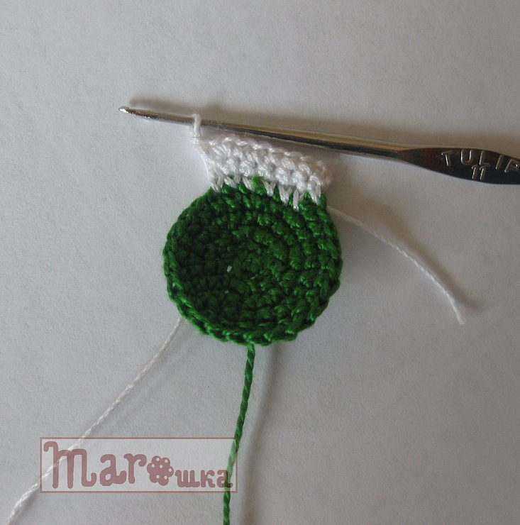 Spring Crafts How To Crochet Daffodil Brooch Crafts Ideas
