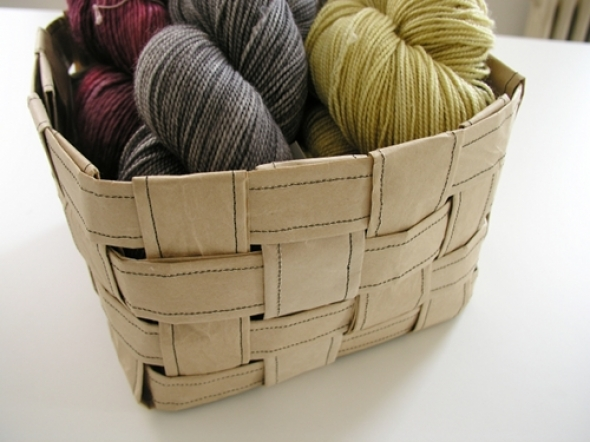 weaving basket tutorial