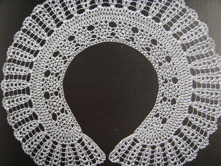 领口编织收藏 - 蕾妮 - 蕾雨轩
