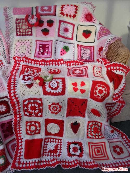 crochet blankets of friendship
