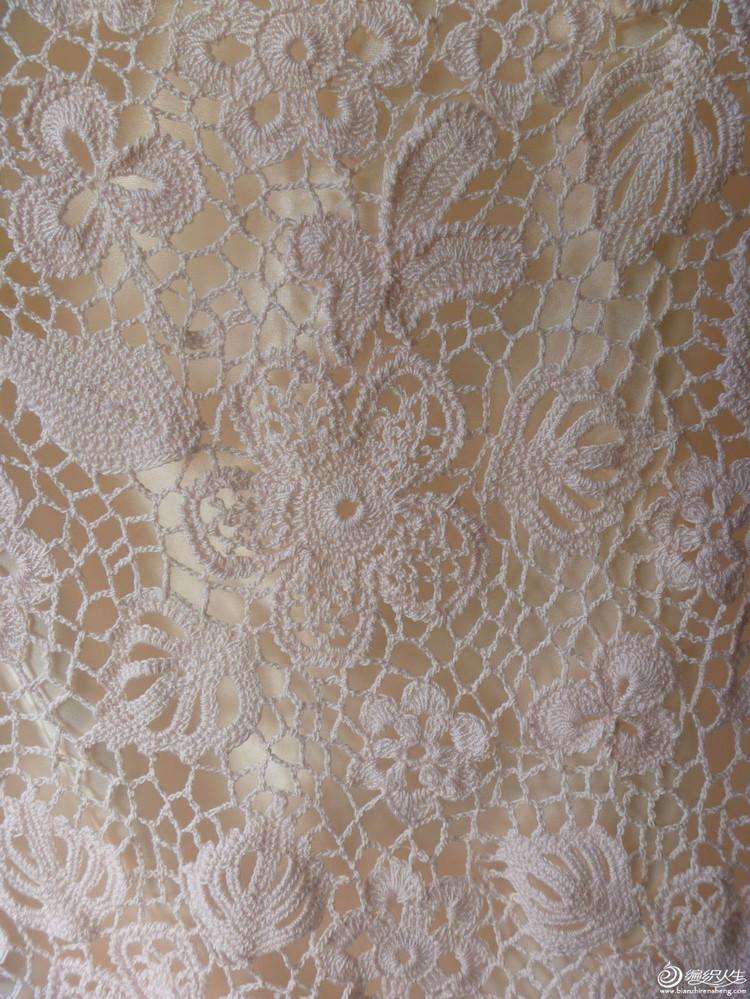爱尔兰花连衣裙 - 钩织乐趣 - 钩织乐趣的博客