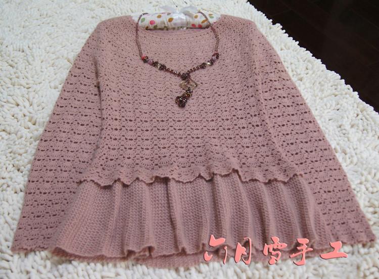 红袖--2014(9) - 编织编乐 - 六 月 雪 手 工 坊