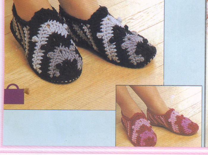 crochet sleepers