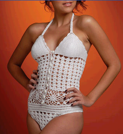 crochet swimsuits for summer