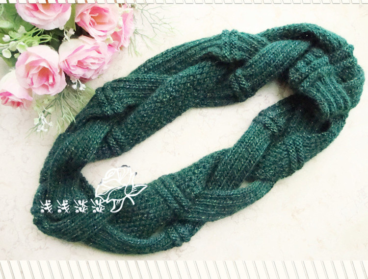 knitting beauty scarf ideas